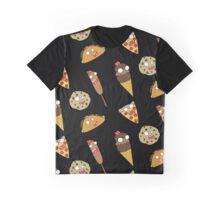 zombies nomnomnom Graphic T-Shirt