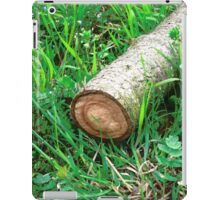 Branch and Grass - Nature [Photo] iPad Case/Skin