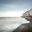 White Cliffs of Dover by Ian Hufton