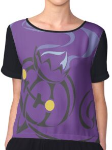 Chandelure Chiffon Top
