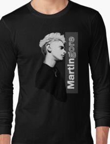 Martin Gore 1990 Long Sleeve T-Shirt