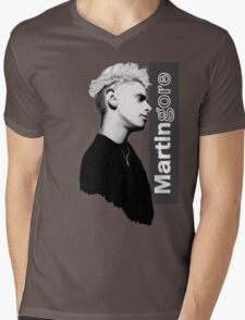 Martin Gore 1990 Mens V-Neck T-Shirt