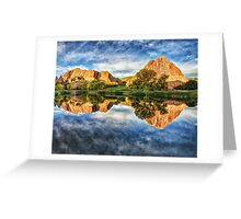 Colorful Colorado by Lena Owens/OLena Art Greeting Card