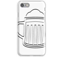 Beer Beer Glass thirst iPhone Case/Skin