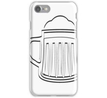 Beer Beer Glass thirst iPhone Case/Skin