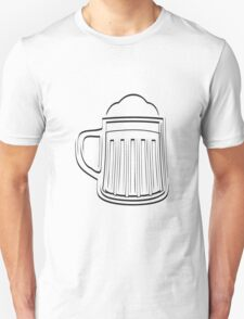 Beer Beer Glass thirst Unisex T-Shirt
