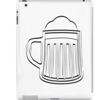 Beer Beer Glass thirst iPad Case/Skin