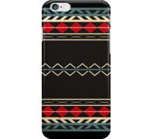 Aztec Dark iPhone Case/Skin
