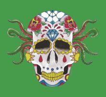 Muerte Skull One Piece - Short Sleeve
