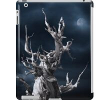 The ghost of Pinus longaeva. iPad Case/Skin