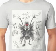 Moth Man Unisex T-Shirt