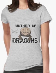 Mother of Bearded Dragons Womens Fitted T-Shirt