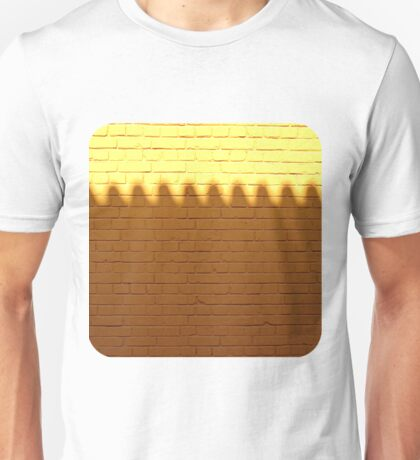 Wall Bumps  Unisex T-Shirt