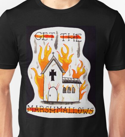 Burn the Church Unisex T-Shirt