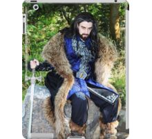 I Will Be King iPad Case/Skin