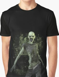 Scary Zombie T Shirt Graphic T-Shirt