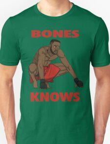 Jon Jones BONES KNOWS T-Shirt