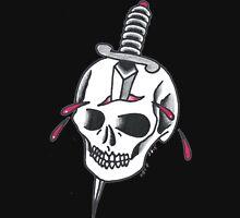 Dagger and Skull  Unisex T-Shirt