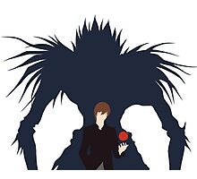 Death Note - Minimalist Photographic Print