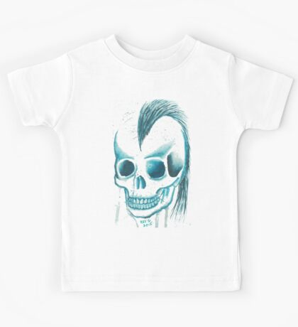 Punk Skull Kids Tee