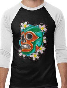 Lucha  Men's Baseball ¾ T-Shirt