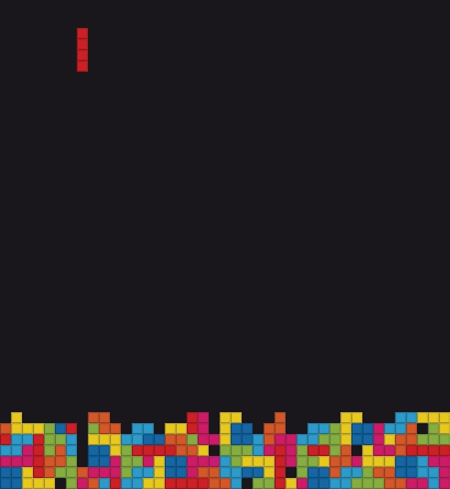 Tetris by Psocy