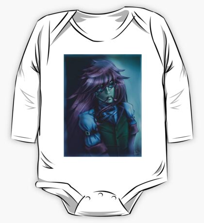 Night Time Grell One Piece - Long Sleeve