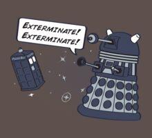 Exterminate! One Piece - Short Sleeve
