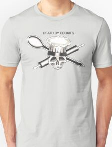 Death By Cookies Unisex T-Shirt