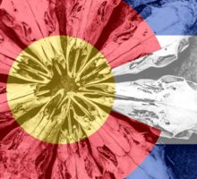 Colorado Bloom of Demise Sticker
