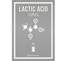Lactic Acid Photographic Print