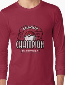PokeChampionship Long Sleeve T-Shirt