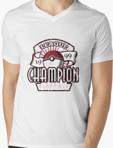 PokeChampionship Mens V-Neck T-Shirt