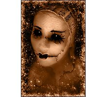 Broken Pierrot Photographic Print