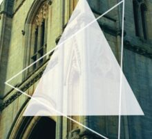 English church Sticker
