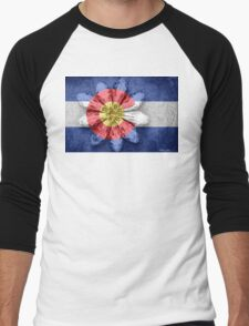 Colorado Bloom of Demise Men's Baseball ¾ T-Shirt