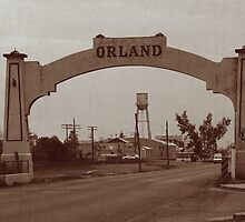 The Orland Arch by Jack Grace