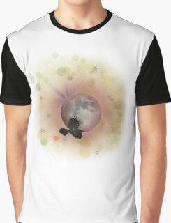 The Rook and the Moon Graphic T-Shirt