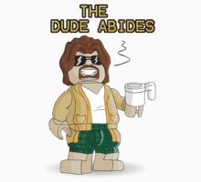The Dude Abides Baby Tee