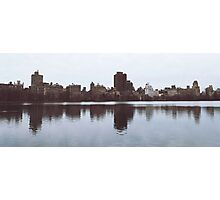 Central Park Reflections Photographic Print