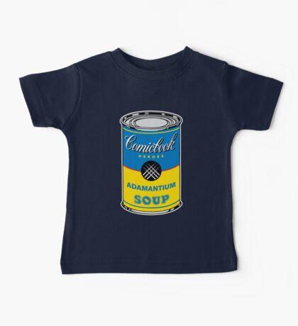 Adamantium Soup Baby Tee