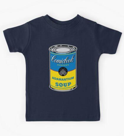 Adamantium Soup Kids Tee