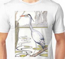 Heron Unisex T-Shirt