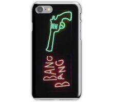 BANG iPhone Case/Skin
