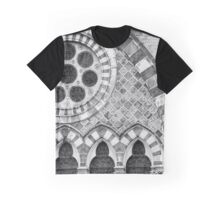 Boston Old South Church 3 Graphic T-Shirt
