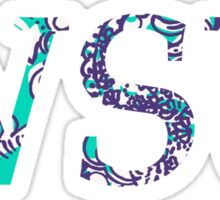 WSU Sticker