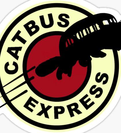 Nekobasu Express Sticker