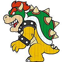 Wooden Bowser Photographic Print