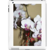 Beautiful Orchid Flower of Mine iPad Case/Skin