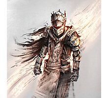 Red Knight (Dark Souls 3) Photographic Print